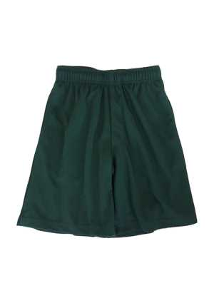 St Patricks Masterton PE Shorts Forest